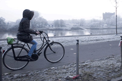 cycling accidents and negligence